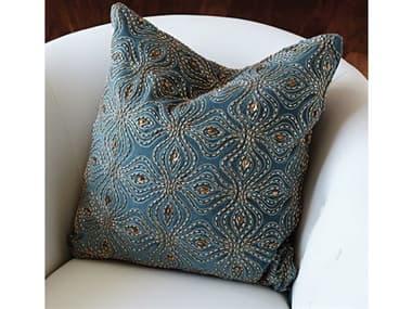 Global Views Encrusted Petal Pillow GV992196