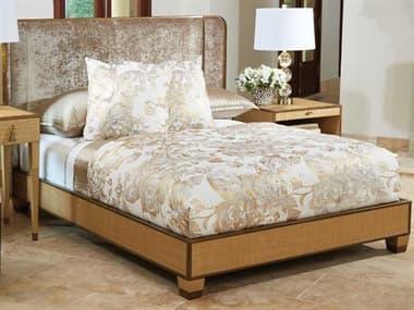 Global Views Gold King Platform Bed GVAG220000