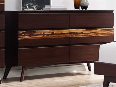 Greenington Azara Six Drawer Sable Dresser GTGA0005SA