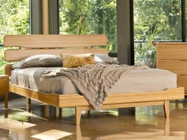 Greenington Currant King Caramelized Platform Bed GTG0027CA