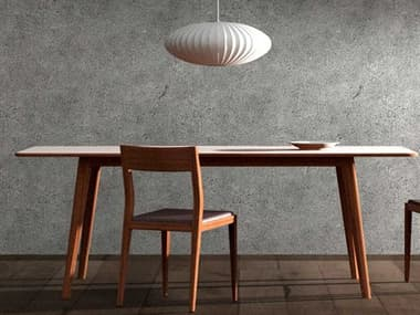 Greenington Laurel 64'' x 36'' Extendable Caramelized Dining Table GTGL0001CA