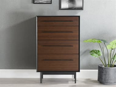 Greenington Park Avenue Ruby Four-Drawers Chest of Drawer GTGPA0005RB