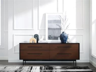 Greenington Park Avenue Ruby Four-Drawers Double Dresser GTGPA0006RB