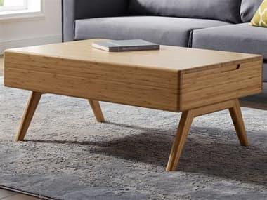 Greenington Rhody Caramelized 36'' Wide Rectangular Lift Top Coffee Table GTGRL001CA