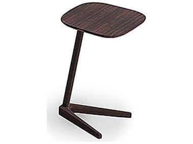 Greenington Thyme 17'' Square Exotic Side Table GTGST002E