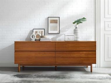 Greenington Ventura Amber Four-Drawers Double Dresser GTGVA0006AM