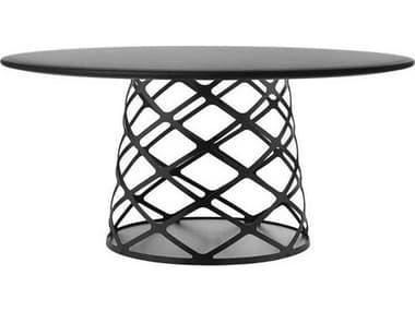Gubi Aoyama 35'' Wide Round Coffee Table GUB10180