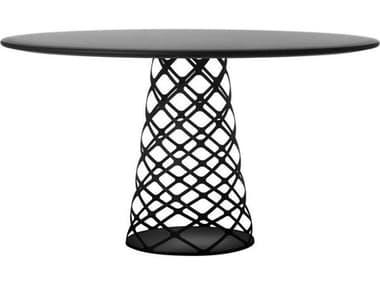 Gubi Aoyama 51'' Wide Round Dining Table GUB10185