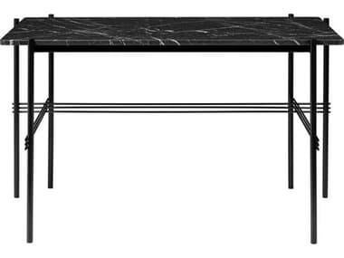 Gubi Ts Black Marquina Marble / Black Computer Desk GUB10017399