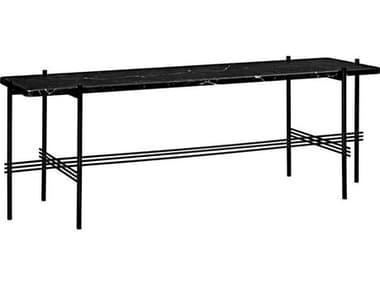Gubi Ts 47'' Wide Rectangular Console Table with Black Base GUB11257