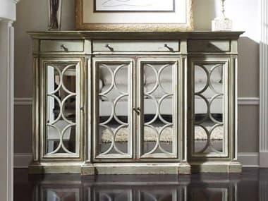 Habersham Bahama 78 x 14 Sideboard with Mirrored Doors HA230161