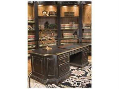 Habersham The Governor's 85 x 40 Executive Desk HA530305