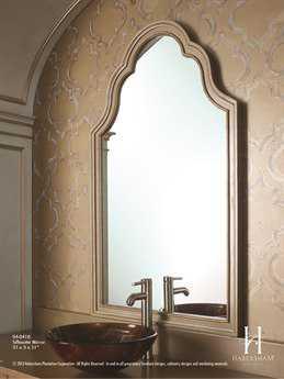 Habersham Silhouette 31 x 51 Wall Mirror HA040410