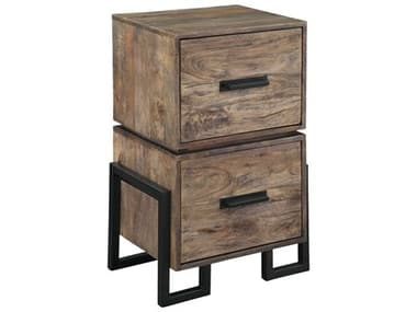 Hekman Accents Loft Special Reserve Two-Drawer File Cabinet HK27762