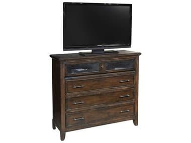 Hekman Harbor Springs Rustic Hardwood Media Chest TV Stand HK941522RH