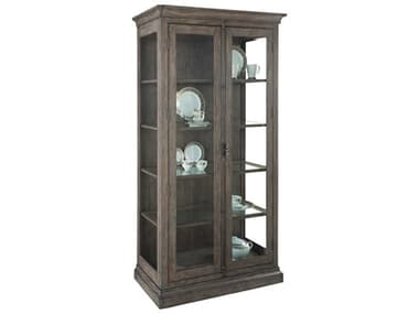 Hekman Lincoln Park Five-Shelf China Display Cabinet HK23528