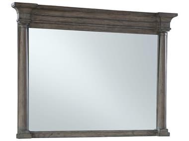 Hekman Lincoln Park Post 48.25'' x 37'' Dresser Mirror HK23569