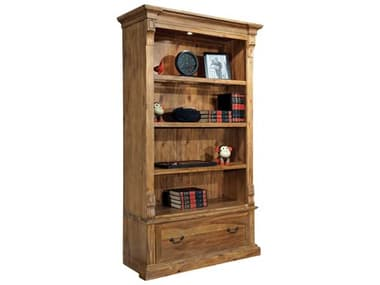 Hekman Office Express Relaxed Classic Center Bookcase HK79304
