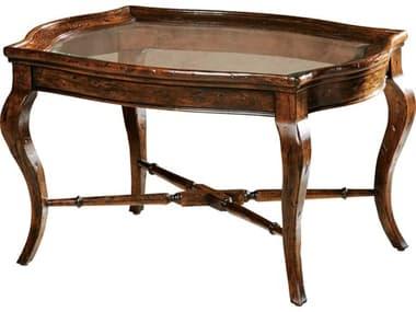 Hekman Rue De Bac 36''W x 24''D Oval Coffee Table HK87200