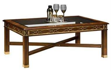 Henkel Harris 50 x 32 Rectangular Coffee Table HH5232G