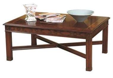 Henkel Harris 46 x 38 Rectangular Coffee Table HH5246