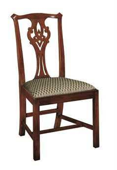 Henkel Harris Chippendale Side Chair HH102S