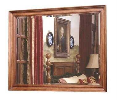 Henkel Harris Solid Wood 45 x 35  Wall Mirror HHH13