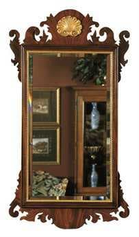 Henkel Harris Chippendale 22 x 41 Wall Mirror HHH5