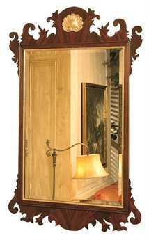 Henkel Harris Chippendale 29 x 46 Wall Mirror HHH6