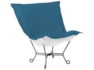 Howard Elliot Outdoor Patio Titanium Cushion Lounge Chair HEOQ500298