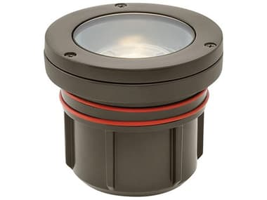 Hinkley Lighting Bronze Outdoor 3000K Well Light HY55702BZ3K