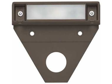 Hinkley Lighting Nuvi Bronze LED Outdoor Deck Light HY15444BZ10