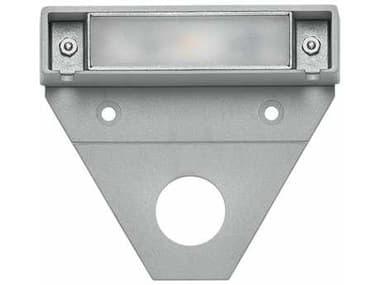 Hinkley Lighting Nuvi Titanium LED Outdoor Deck Light HY15444TT10