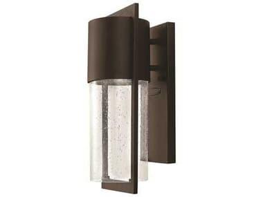 Hinkley Lighting Shelter Buckeye Bronze Incandescent Outdoor Wall Light HY1320KZ