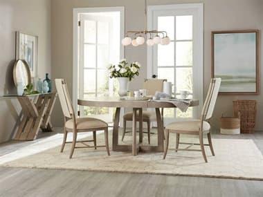 Hooker Furniture Affinity Dining Room Set HOO605075203GRYSET2