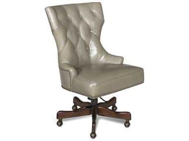 Hooker Furniture Alfresco Baca Dark Wood Executive Chair HOOEC379096