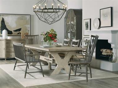 Hooker Furniture Alfresco Dining Room Set HOO60257520080SET