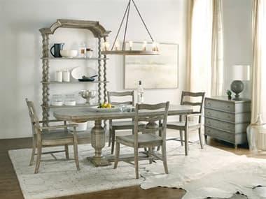 Hooker Furniture Alfresco Dining Room Set HOO60257520690SET