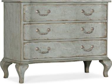 Hooker Furniture Alfresco Gustavian Blue Three-Drawers Single Dresser HOO60258500440