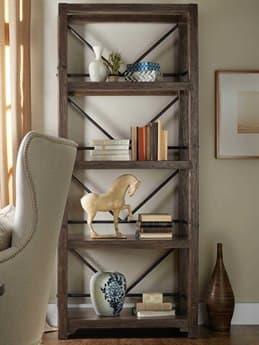 Hooker Furniture American Life - Roslyn County Dark Wood Etagere HOO161810445DKW