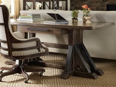 Hooker Furniture American Life - Roslyn County Dark Wood Secretary Desk HOO161810459DKW