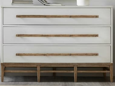 Hooker Furniture American Life - Urban Elevation White / Light Maple Accent Chest HOO162090101WH