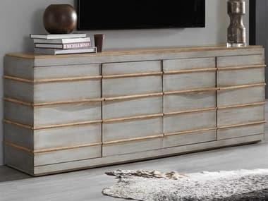 Hooker Furniture American Life - Urban Elevation Light Maple TV Stand HOO162055484LTBR