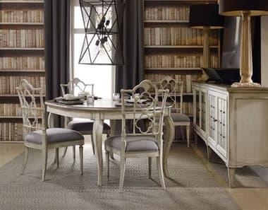Hooker Furniture Arabella Dining Room Set HOO161075203WHSET1