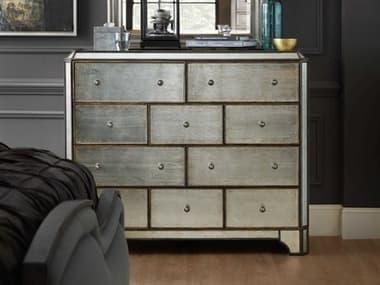 Hooker Furniture Arabella Silver Ten-Drawer Triple Dresser HOO161090011EGLO