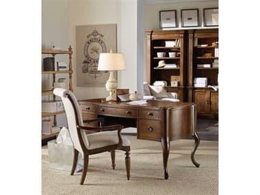 Hooker Furniture Archivist Home Office Set HOO544710458SET