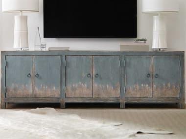 Hooker Furniture Boheme Blues TV Stand HOO575055489BLU