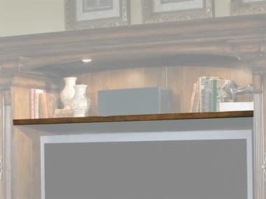 Hooker Furniture Brookhaven Distressed Medium Clear Cherry Shelf HOO28170615