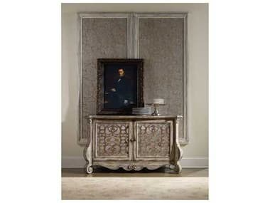Hooker Furniture Chatelet Caramel Froth & Paris Vintage 59''L x 23''W Rectangular Buffets HOO535175900