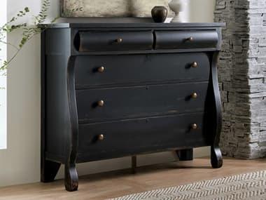 Hooker Furniture Ciao Bella Black Five-Drawer Single Dresser HOO58059001199